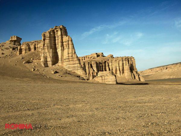 Ancient Ruins Landscape