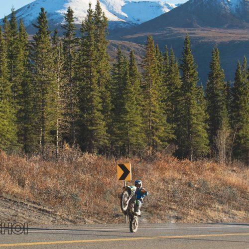 Motorcycle Terrain
