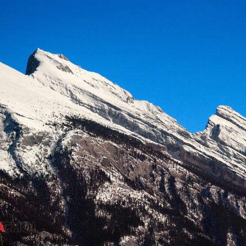 Rocky Snow Mountain